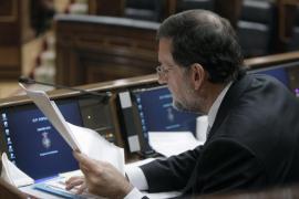 Mariano Rajoy, investido presidente del Gobierno con 187 votos