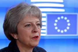 May llama al pueblo británico a respaldar su acuerdo del 'Brexit'