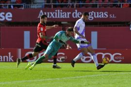 El Mallorca toma impulso a costa del Numancia