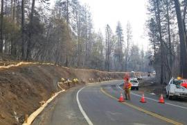 Controlado el incendio de California con 85 muertos