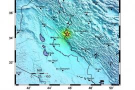 Un terremoto de 6,3 grados sacude sacude la frontera entre Irán e Irak