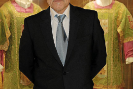 Joan Francesc Sastre, Mayordomo del Consell de Mallorca: «Verger era la campechanía y Munar la coquetería y elegancia»