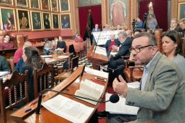 El Pacte aprueba un presupuesto para 2019 «condicionado por la herencia del pasado»