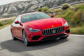 Nueva gama Maserati 2019