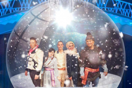 Las mejores canciones de 'Frozen' suenan en Trui Teatre
