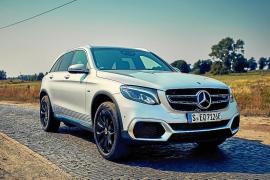 Lanzamiento en Alemania del Mercedes-Benz GLC F-CELL