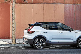 El XC40 consigue el Women's World Car Of The Year 2018