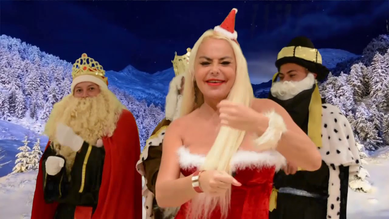 Leticia Sabater le 'pega' ahora a los villancicos con 'El polvorrón'