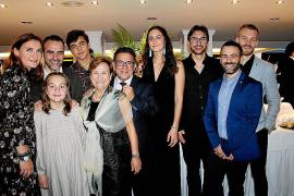 Miguel Ballester celebra su cumpleaños en el Valparaíso