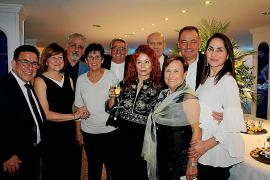 Miguel Ballester. celebra su cumpleaños en el Valparaíso