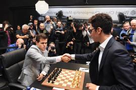 El Mundial de ajedrez, a los 'penaltis' de las partidas rápidas