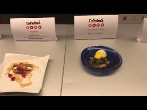El restaurante Ombu, ganador del concurso de tapas Tapalma 2018
