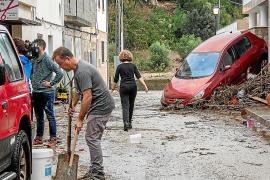 El PSIB propone rebajas fiscales para los afectados por la riada de Sant Llorenç