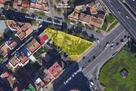 Cort expropiará terrenos para ampliar la calle Aragón y el Camí dels Reis