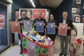 Llamamiento de voluntarios para la gran recogida de alimentos de este viernes y sábado en Mallorca