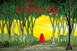 Rafel Brunet estrena 'Caputxeta', su nuevo musical, en el Teatre d'Artà
