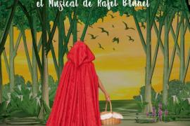 Rafel Brunet lleva el musical 'Caputxeta' al Auditori d'Alcúdia