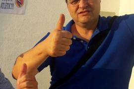 Fallece Pep Roig, de la Penya Ciutadella, de forma repentina a los 40 años