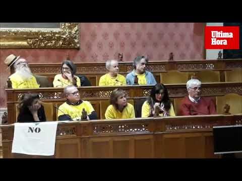 El Consell reduce la carretera a Campos para atajar el rechazo interno en el Pacte