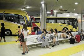 La Justicia paraliza el concurso de las concesiones interurbanas en Mallorca