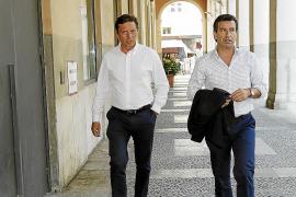 Company quiere que Isern vuelva a ser el candidato del PP a Palma en 2019