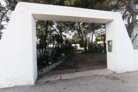 La búsqueda de Nuria Ester Escalante en Sant Antoni, en imágenes (Fotos: Daniel Espinosa).