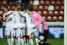 El Mallorca se toma una Copa de regalo