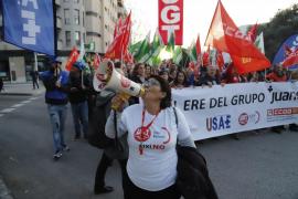UGT propone bajas incentivadas y excedencias para parar el ERE de Juaneda