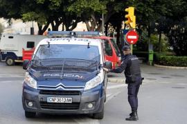 Detenida tras dar un tirón a una anciana de 82 años en Palma