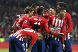 El Atlético derrota al Mónaco y se clasifica para octavos de final de la Champions