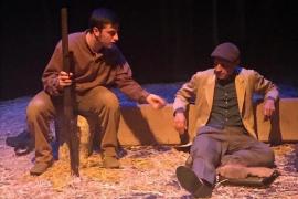 Pau Quina dirige en el Teatre Municipal de Vilafranca 'El garriguer d'Infern'