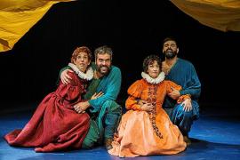'La ternura', un espectáculo «muy 'shakespeariano'» y feminista, llega al Teatre Principal de Palma