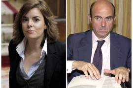 Sáenz de Santa María y De Guindos, núcleo fuerte del Gobierno de Rajoy
