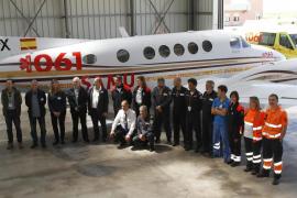 Los pilotos denuncian irregularidades en los nuevos aviones ambulancia de Baleares