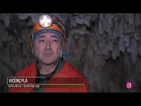 Las cuevas del Drac se comunican con el mar