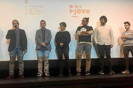 El cortometraje 'Gaza', que aspira al Goya, gana el Premi Art Jove
