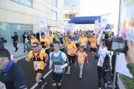 'Running' benéfico en Manacor de la mano de Rafa Nadal