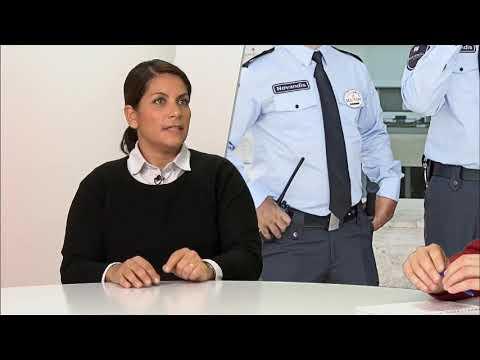 Inés Ybarra: «Cada día recibimos ofertas de trabajo de vigilantes en todas las islas»