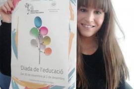 Mar Navarro: «No solo se educa en las escuelas, como Ciutat Educadora pensamos que todos educamos, mayores y niños»