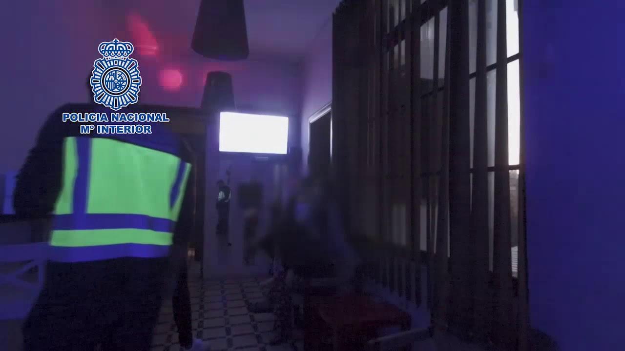 Detenidos por ofrecer servicios sexuales en Palma 21 horas al día a 24 euros
