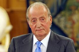 Juan Carlos I asistirá al acto de la Constitución en el Congreso