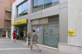 El 80 % de los trabajadores de Correos de Baleares secundan la huelga en plena campaña de Navidad