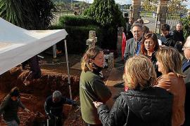 La búsqueda del que fue alcalde de Búger en la fosa de Santa Maria se reanudará este lunes