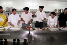 Tres chefs cocinarán para los afectados por las inundaciones de Mallorca en el torneo de Nadal y Olazábal