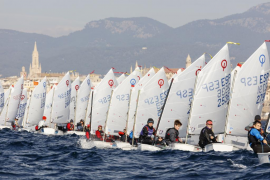 Récord de países en el 68 Trofeo Ciutat de Palma de vela