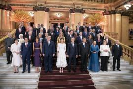 El G20 supera su primera jornada en paz