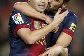 David Villa jugará con Andrés Iniesta en el Vissel Kobe nipón