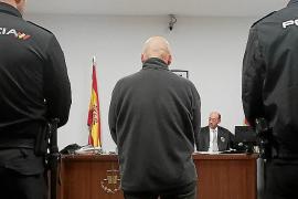 Tres años de prisión a un atracador por herir a la cajera de un 'súper' de Pollença