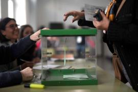 En directo | La jornada de elecciones andaluzas