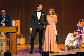 Desembarca en Palma la versión más «sensual» de 'Muerte en el Nilo'